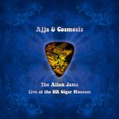 Ajja & Cosmosis: The Alien Jams - Live At The Hr Giger Museum () Chillout, CD
